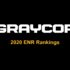 The Results are In – Graycor's 2020 ENR Rankings